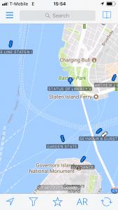 Smartphone-Apps für Seeleute