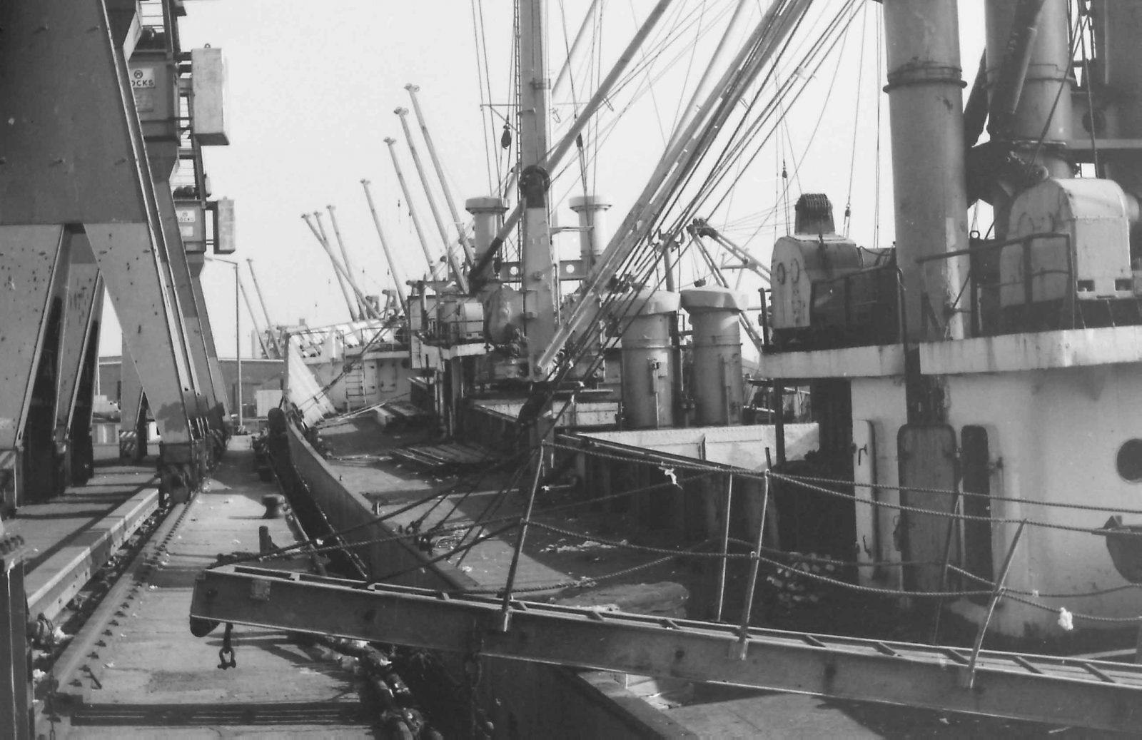Bilder aus der Seefahrt