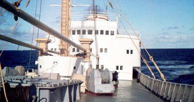 Meine Seefahrt 1960-1967