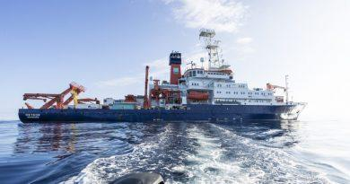 Forschungschiff