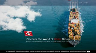 Links: Reedereien und Eigner