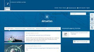 Links: Behörden und Ämter