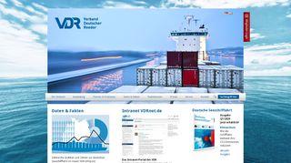 Links: Schifffahrtsorganisationen