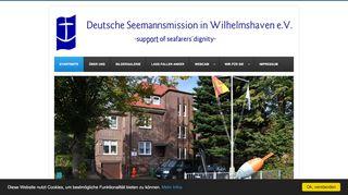Links: Seemannsclubs und Seemannsmissionen