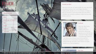 Links: Freizeitschifffahrt, Traditionsschifffahrt und Börsen