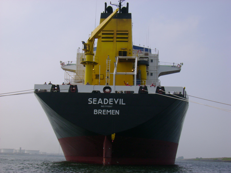 Große Seefahrt